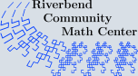 Riverbend Math Center Logo